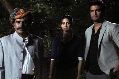 Agent Raghav - Crime Branch Pr