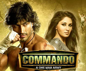 Commando: One Man Aarmy