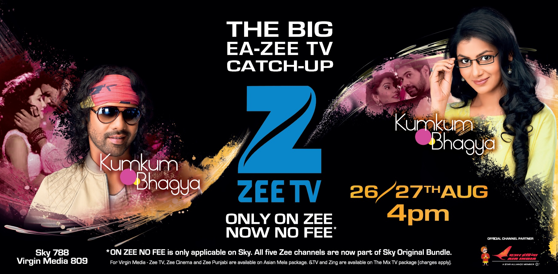 The Big Zee TV Catch-UP