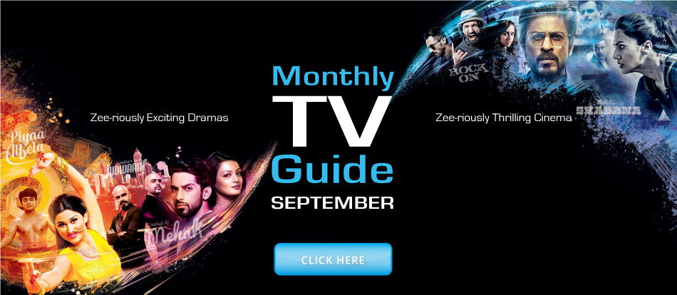 Monthly Sept Movies