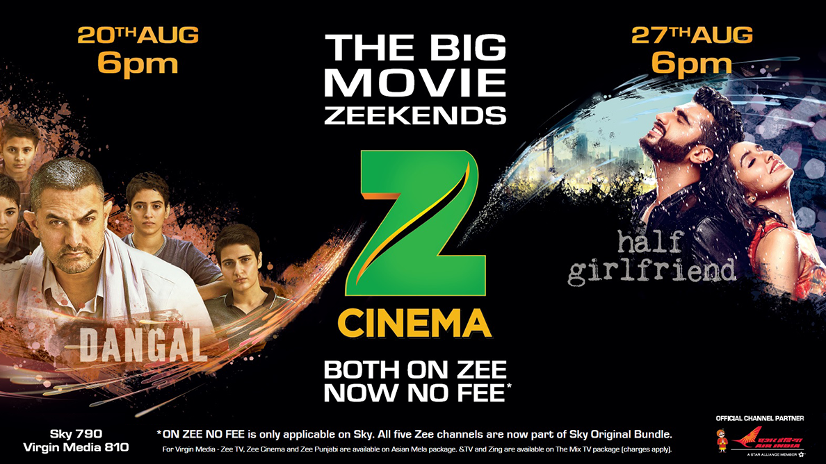 The Big Movie Zeekends