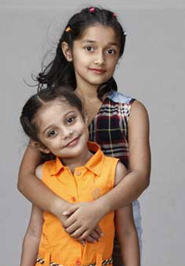 Palak And Bijal Mehta