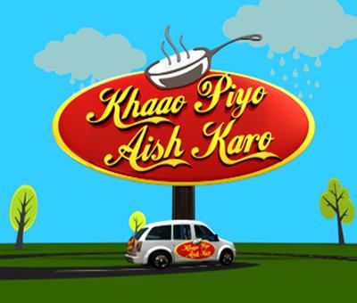 Khaao Piyo Aish Karo